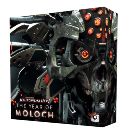 Portal Games Neuroshima Hex 3.0 The Year of Moloch