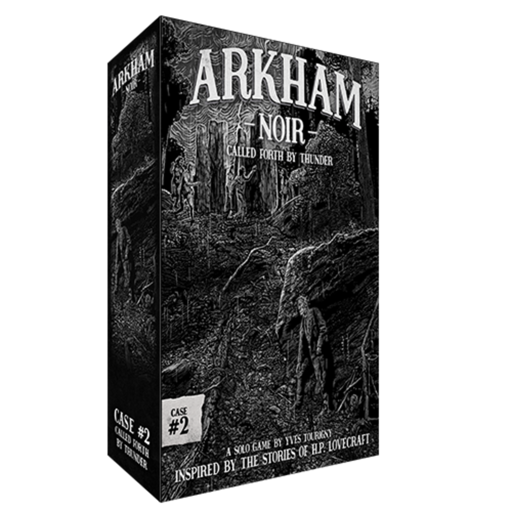 Asmodee Studios Arkham Noir Case #2 Called Forth by Thunder