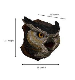WIZKIDS/NECA D&D Owlbear Trophy Plaque