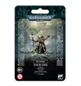 Games Workshop Necron Overlord