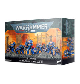 Games Workshop SM Primaris Intercessors
