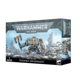 Games Workshop Space Wolves Venerable Dreadnought