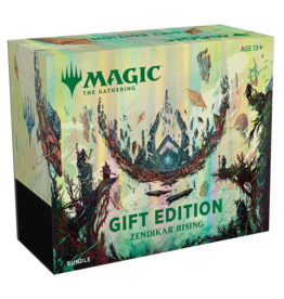 WOTC MTG MTG Zendikar Rising Holiday Gift Bundle