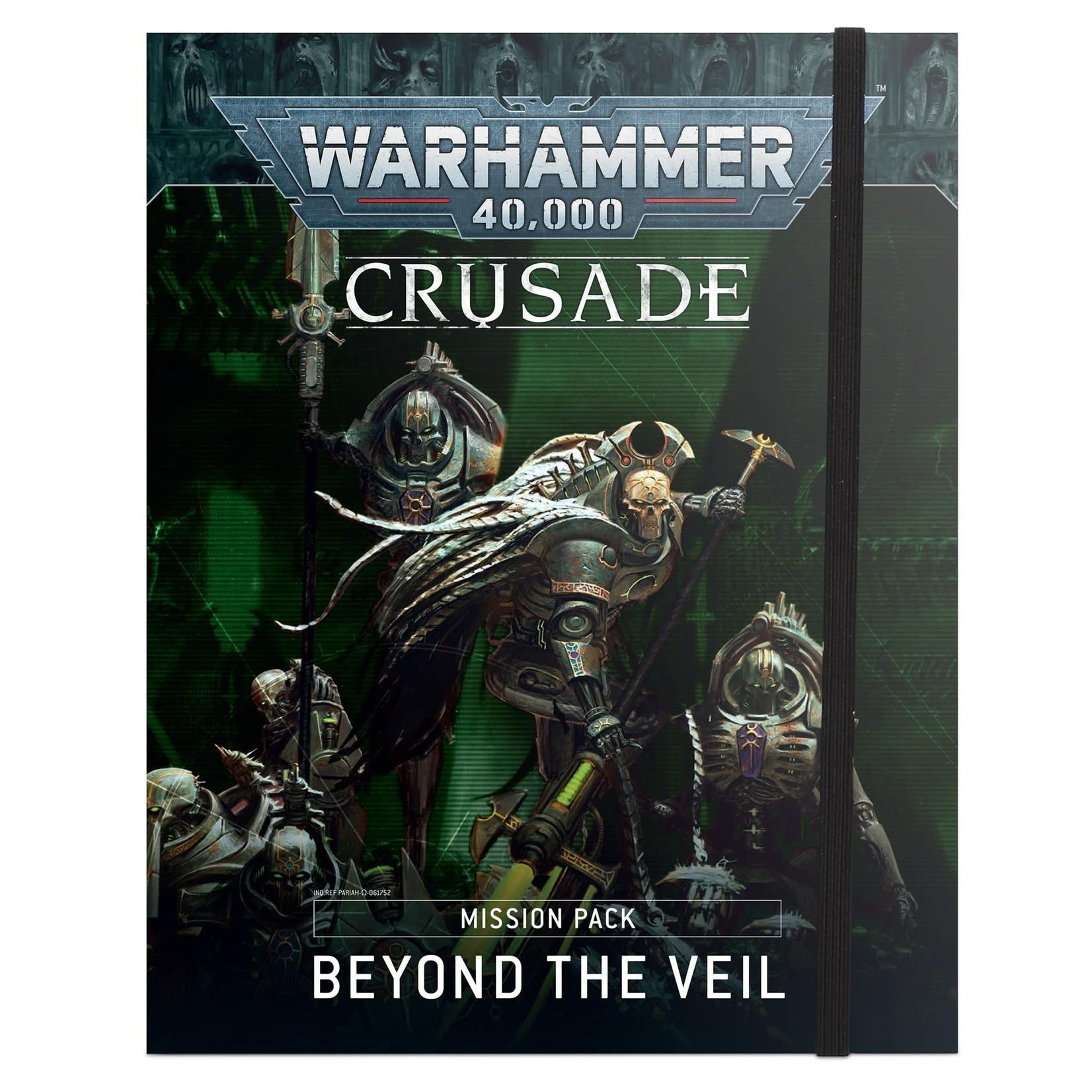 Games Workshop Beyond the Veil Crusade Mission Pack