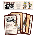 Steve Jackson Games Munchkin Black Friday