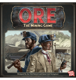 Quick. Simple. Fun! Ore The Mining Game