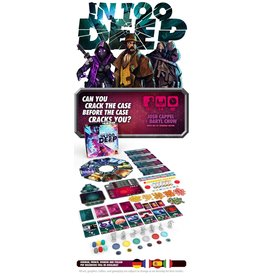 Burnt Island Games & Grand Gamers Guild In Too Deep KS