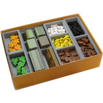 Folded Space Box Insert: Agricola Family Ed