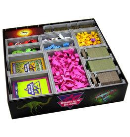 Folded Space Box Insert: Dinosaur Island/Totally Liq
