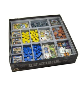 Folded Space Box Insert: Great Western Trail & Exp