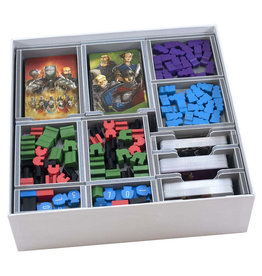 Folded Space Box Insert: Paladins of the West Kingdom