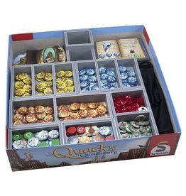 Folded Space Box Insert: Quacks of Quedlinburg