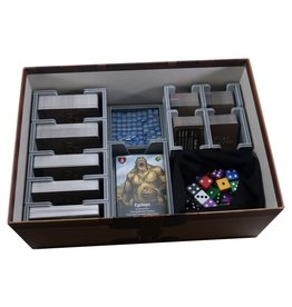 Folded Space Box Insert: Roll Player & Exps