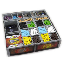 Folded Space Box Insert: Sidereal Confluence