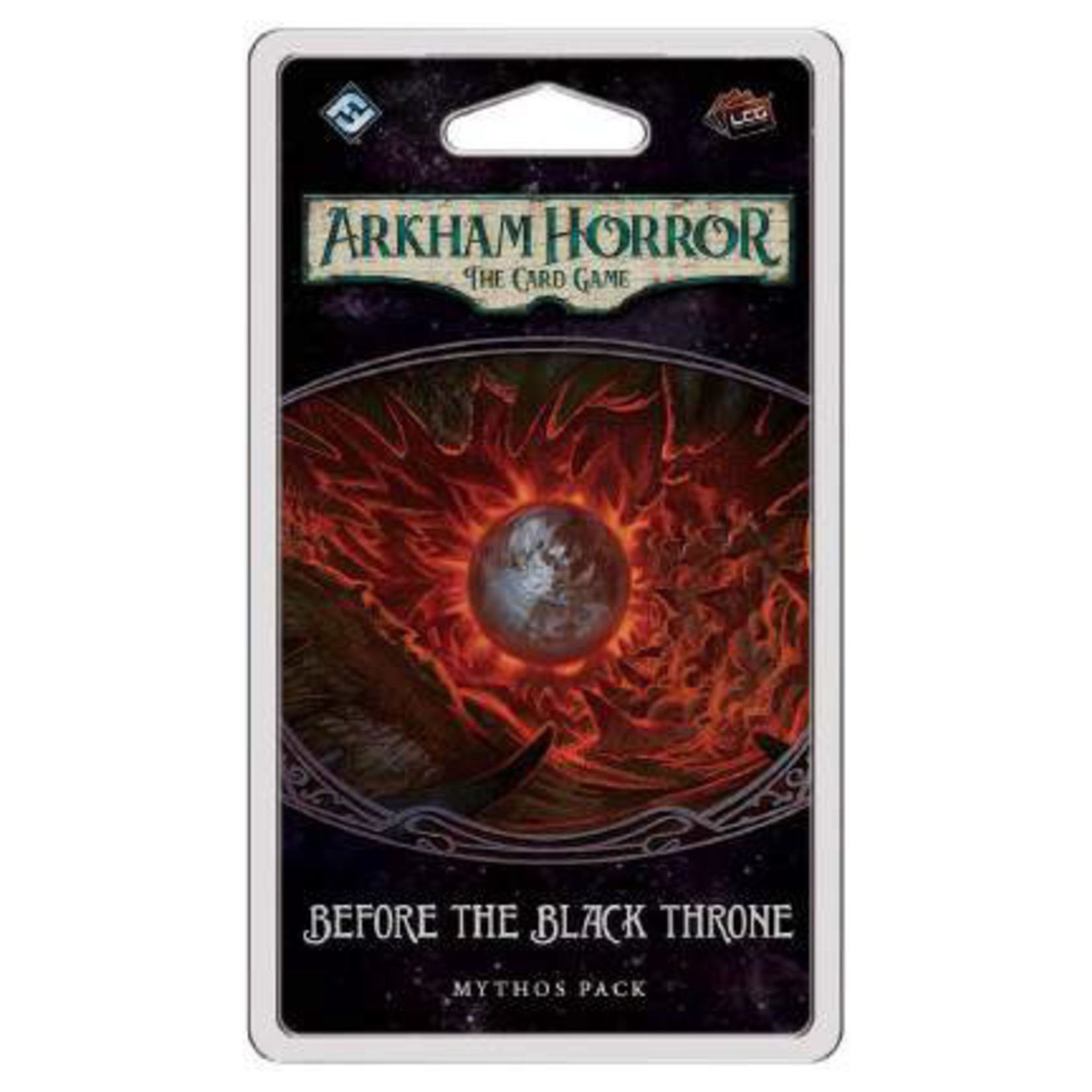 Fantasy Flight Games Arkham Horror The Card Game: Before the Black Throne Mythos Pack