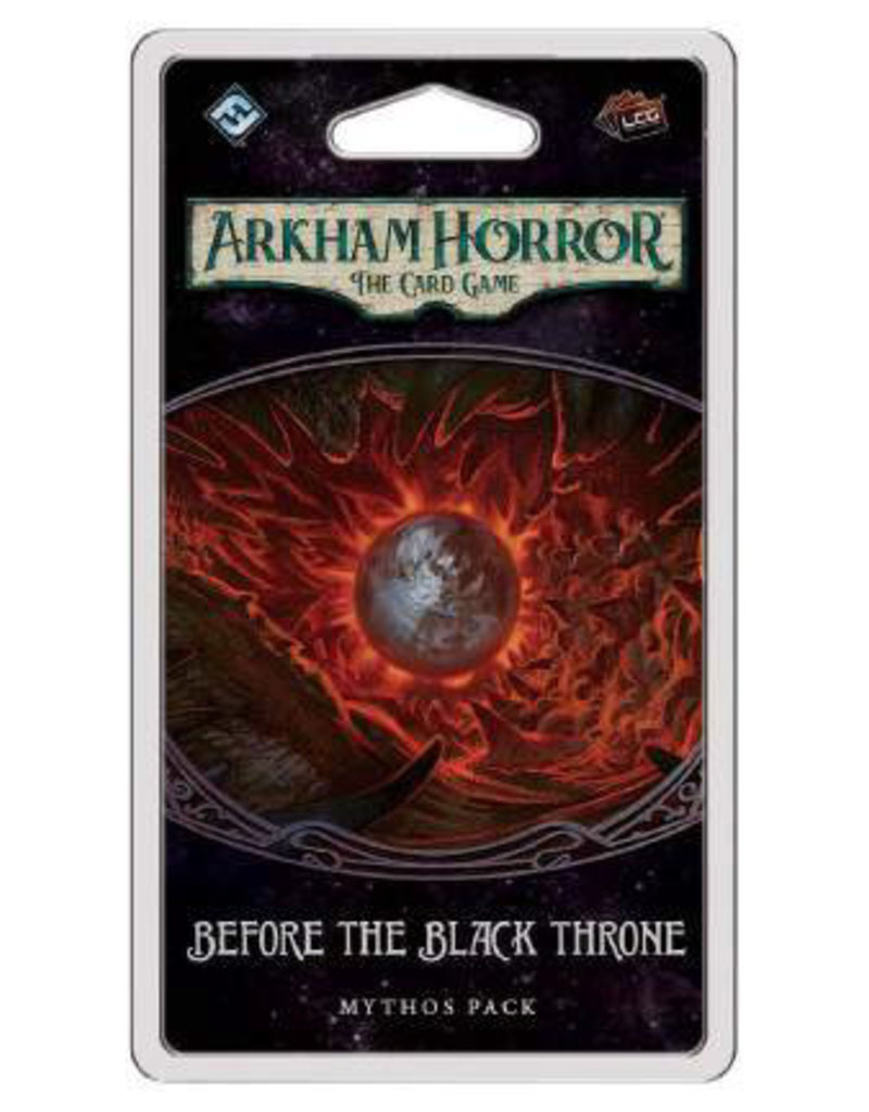 Fantasy Flight Games AH LCG Before the Black Throne Mythos Pack