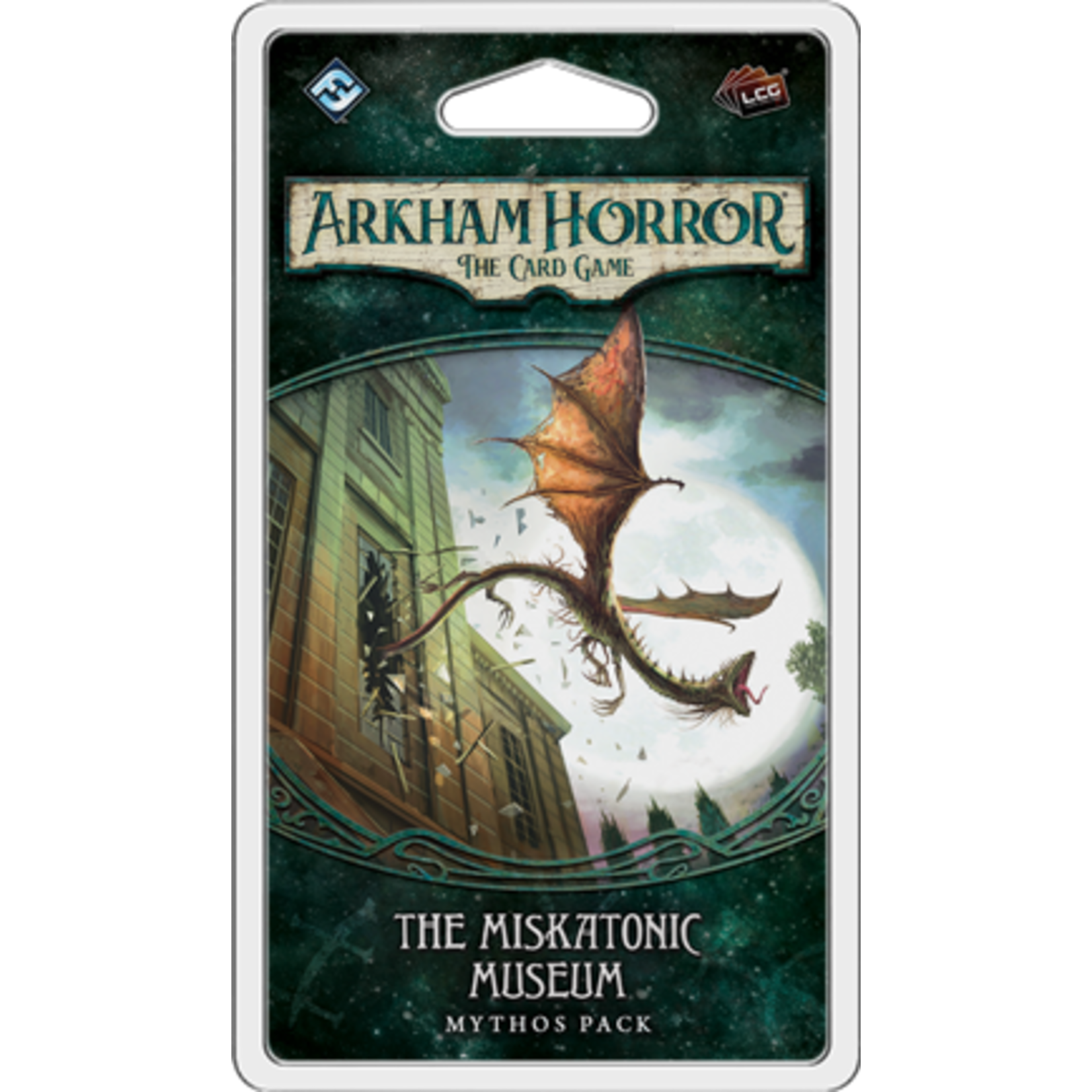 Fantasy Flight Games Arkham Horror The Card Game: The Miskatonic Museum