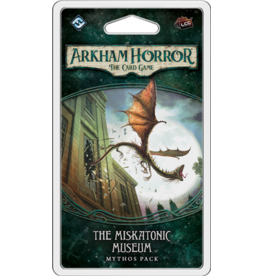 Fantasy Flight Games AH LCG: The Miskatonic Museum