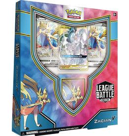 Pokemon USA Pokemon Zacian V League Battle Deck