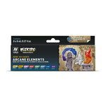 Acrylicos Vallejo WizKids Premium Paints: Arcane Elements