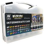 Acrylicos Vallejo WizKids Premium Paints: Intermediate Case