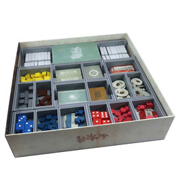 Folded Space Box Insert: Teotihuacan & Exp