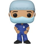 FUNKO POP Heroes Front Line Worker Male