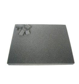 """Battle Foam Pluck Foam Large Tray 4.5"""" x 15.5W x 12L"""