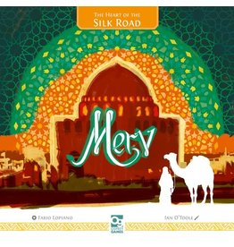OSPREY PUBLISHING Merv Heart of the Silk Road