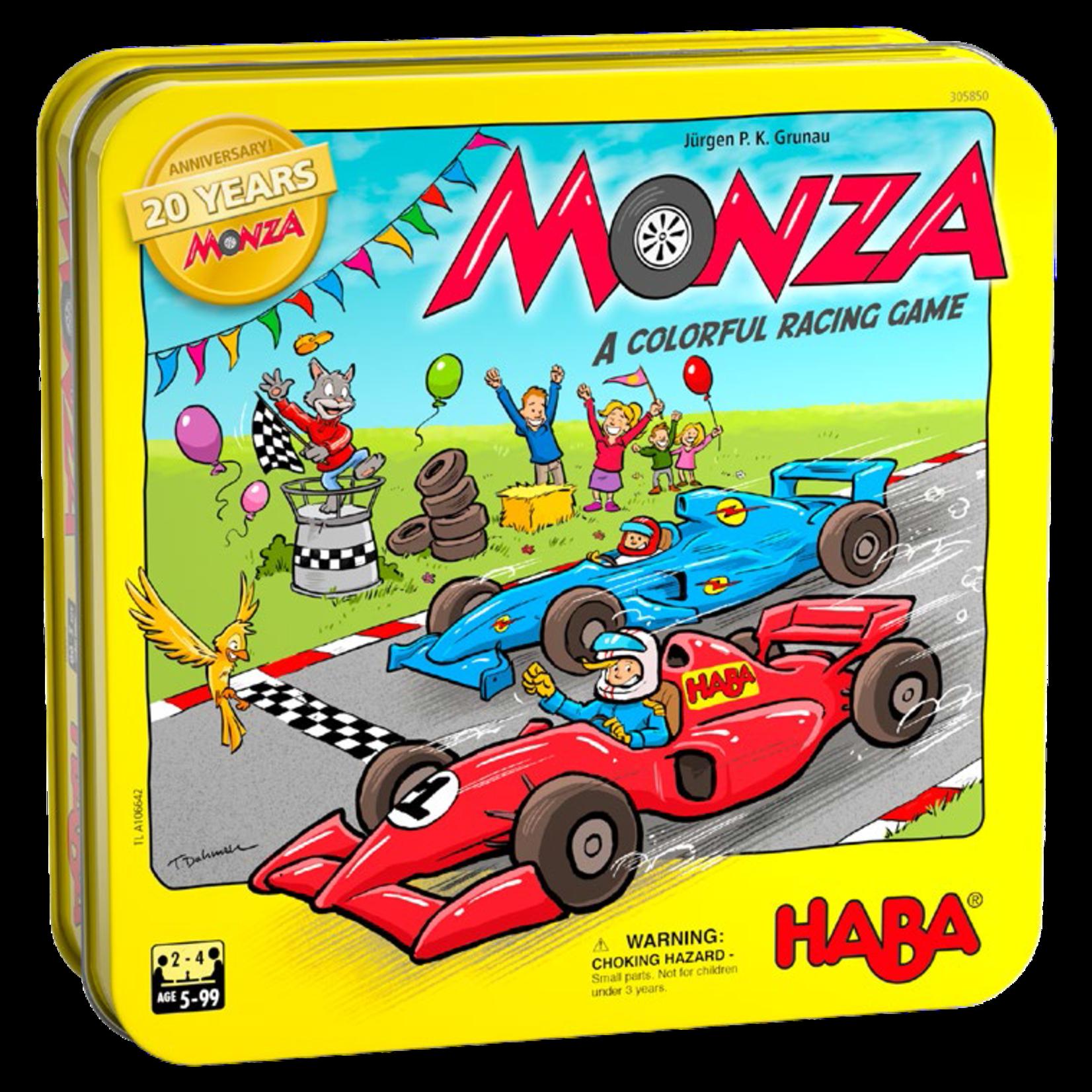 HABA USA MONZA 20th Anniversary Edition