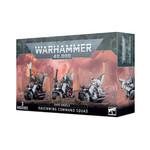 Games Workshop Dark Angels Ravenwing Command Squad WO