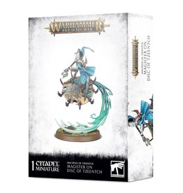 Games Workshop Magister on Disc of Tzeentch