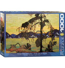 EuroGraphics The Jack Pine 1000pc