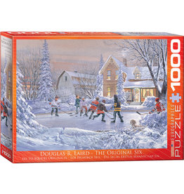EuroGraphics The Original Six 1000pc
