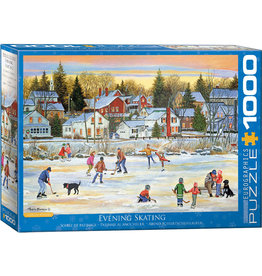 EuroGraphics Evening Skating 1000pc