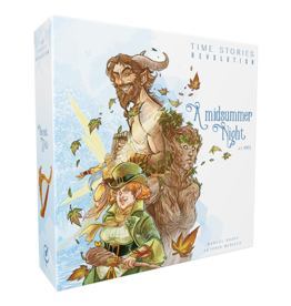 Asmodee Studios TIME Stories Revolution A Midsummer's Night