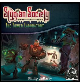 APE Games The Stygian Society The Tower Laboratory