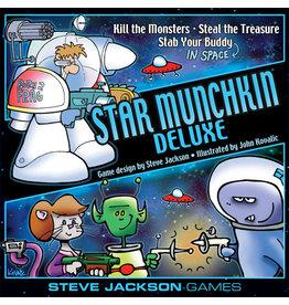 Steve Jackson Games Star Munchkin Deluxe