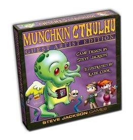 Steve Jackson Games Munchkin Cthulhu Guest Artist