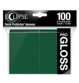 Ultra Pro DP Forest Green Eclipse Gloss (100)