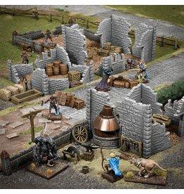 Mantic Entertainment TerrainCrate: Abandoned Town
