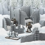 Mantic Entertainment TerrainCrate: Ruined Village
