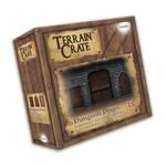 Mantic Entertainment TerrainCrate: Dungeon Doors
