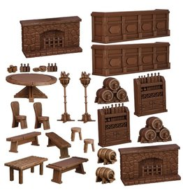 Mantic Entertainment TerrainCrate: Tavern
