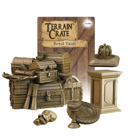 Mantic Entertainment TerrainCrate: Royal Vault