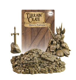 Mantic Entertainment TerrainCrate: Hero's Fortune