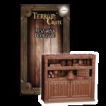 Mantic Entertainment TerrainCrate: Wizard's Bookcase