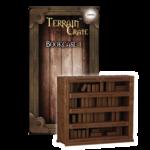 Mantic Entertainment TerrainCrate: Bookcase 1