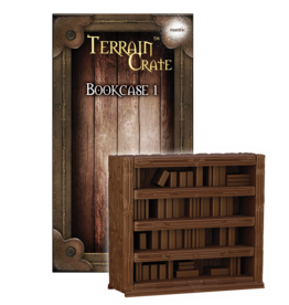 Mantic Entertainment TerrainCrate: Bookcase 1