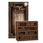 Mantic Entertainment TerrainCrate: Bookcase 2